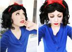 Casual Snow White.
