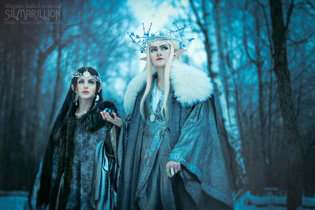 King Thranduil And Wife Related Keywords & Suggestions