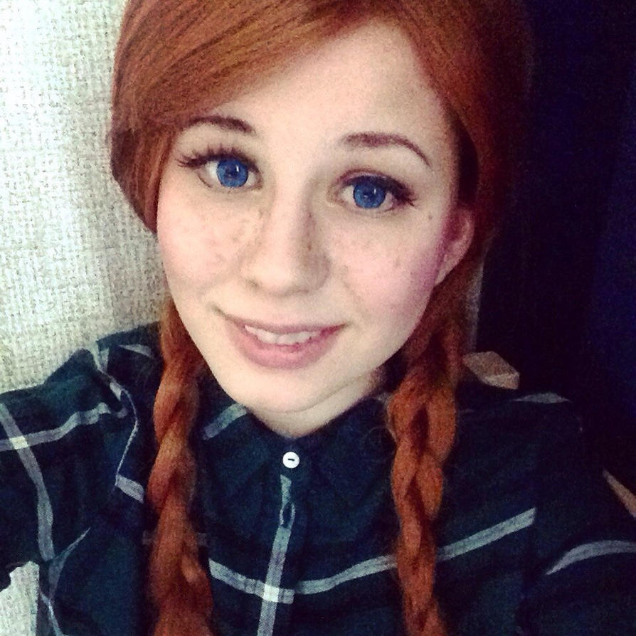 Princess Anna costest. by Verrett