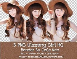 PNG Ulzzang Girl HQ Render By ceceken2000 by CeCeKen2000