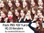 Pack PNG #18: Yura Girl's Day