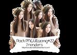 PACK PNG #22: Ulzzang Girl