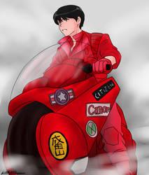 Akira : Kaneda