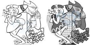 ChuChu Rocket Ladies