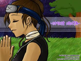 -Spirit Ninja- by divi