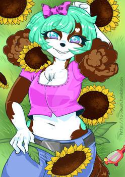 Sunflower Parfait