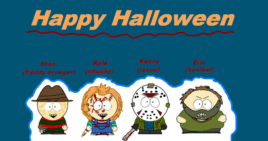 South park-Halloween by xox-mima on DeviantArt
