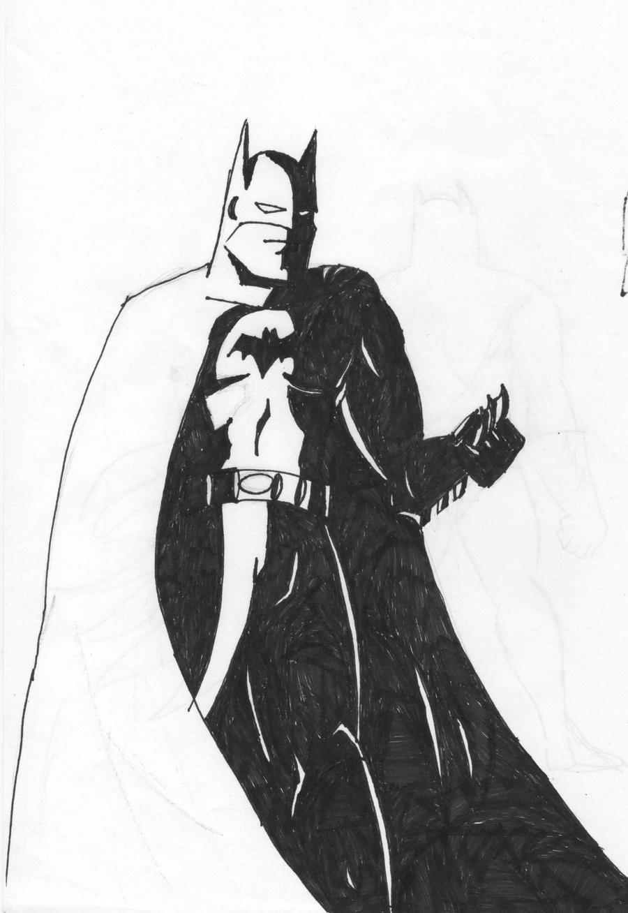 Batman by EdisonRodgers