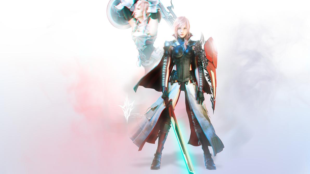 FFXIII Wallpaper By MikoyaNx On DeviantArt