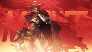 Overwatch - McCree Wallpaper
