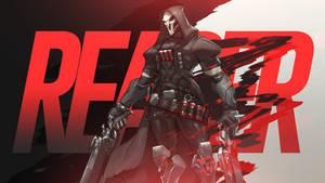 Overwatch - Reaper Wallpaper