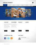 Web Site for construction company