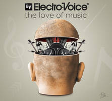 Electro-Voice the love of music Photo Manipulation by alin0090