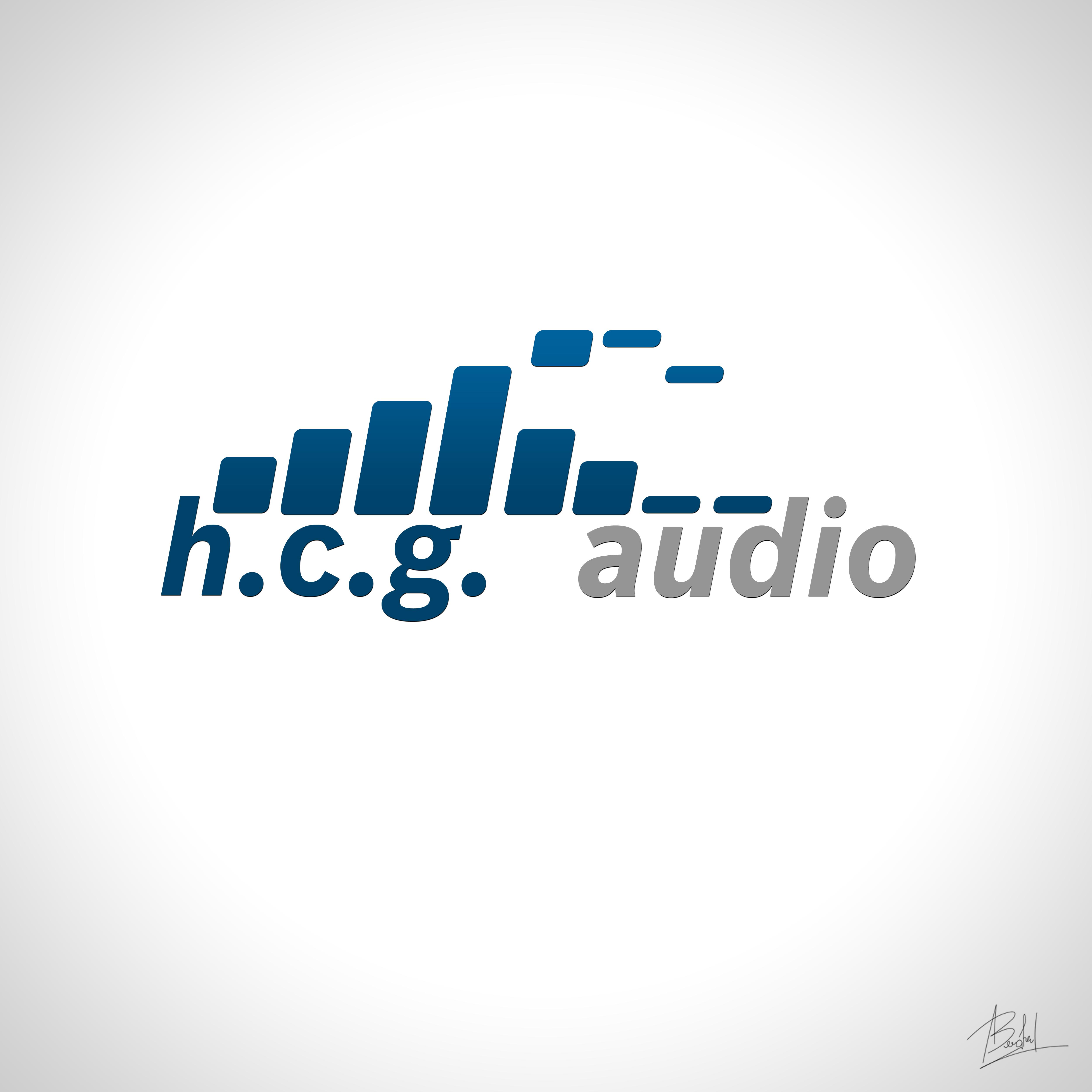 Logo for Audio Company