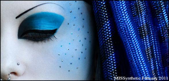 MISSynthetic Cyber Mermaid by MISSynthetic