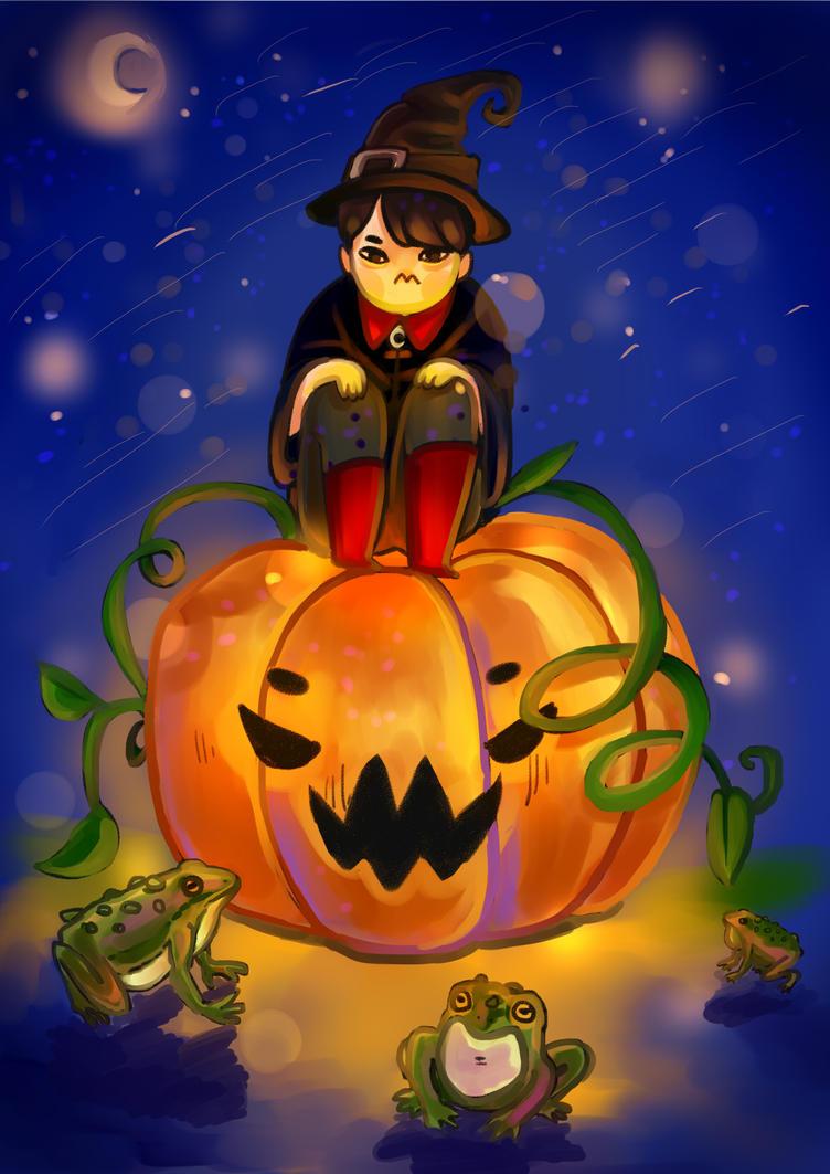 Pumpkinsoo by laushoo