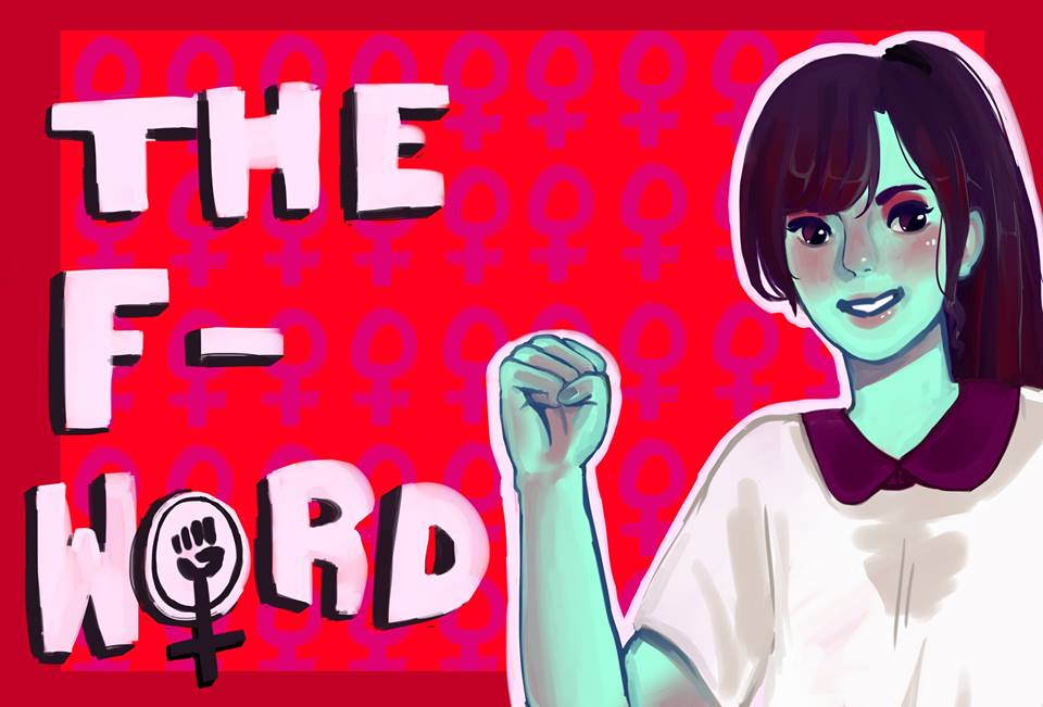 THE F WORD by laushoo