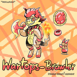 Chymeria Wartops-Brawler| Knight-Type