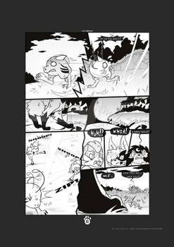 Chy: Wyld Chasers 1.5| Manga