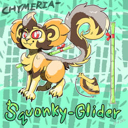 Squonky-Glider Chymeria | Knight
