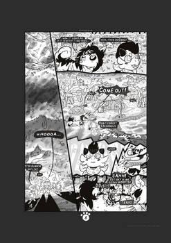 Chy: Wyld Chasers 1.8| Manga