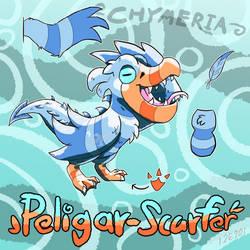 Peligar-Scarfer Card | Chymeria