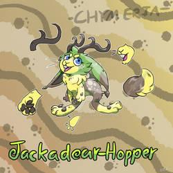 Jackadear-Hopper Card|Chymeria