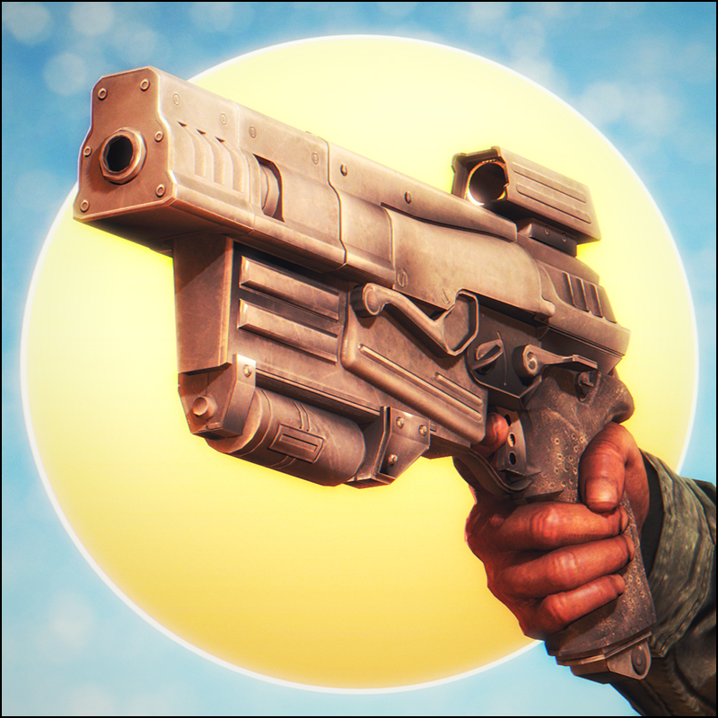 10mm Pistol - Fallout 4 by nniy