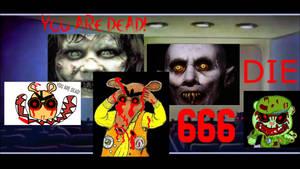 Gracie Films Halloween.EXE Buttons D