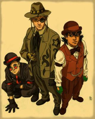 Steam Hunters - Parowy Mysliwych by bordon