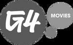 G4 Movies Print Logo #2