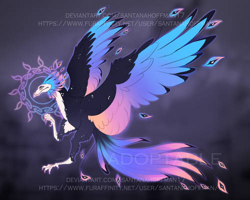 Archaeopteryx Adoptable  CLOSED 