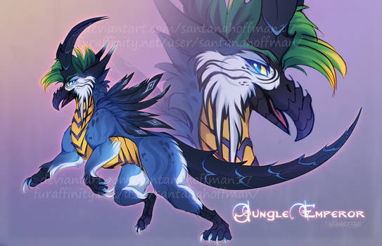 Jungle Emperor - Adoptable OTA |CLOSED|