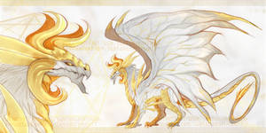 White Marble - Adoptable Auction |CLOSED|