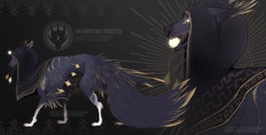 Feathers and Gold - Adoptable Auction |CLOSED|