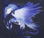 Thunderbird Adoptable Auction |OPEN| by SantanaHoffman17