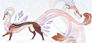 |OPEN| Feathered Noodle: Adoptable Auction by SantanaHoffman17