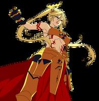 Angelica by CerberusYuri