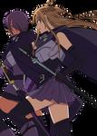 Kizmel and Asuna