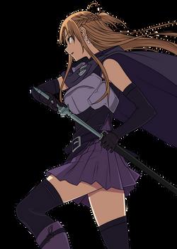 Pagoda Knight Asuna