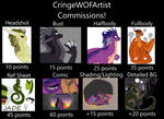 Commission Sheet (Updated) (CLOSED)