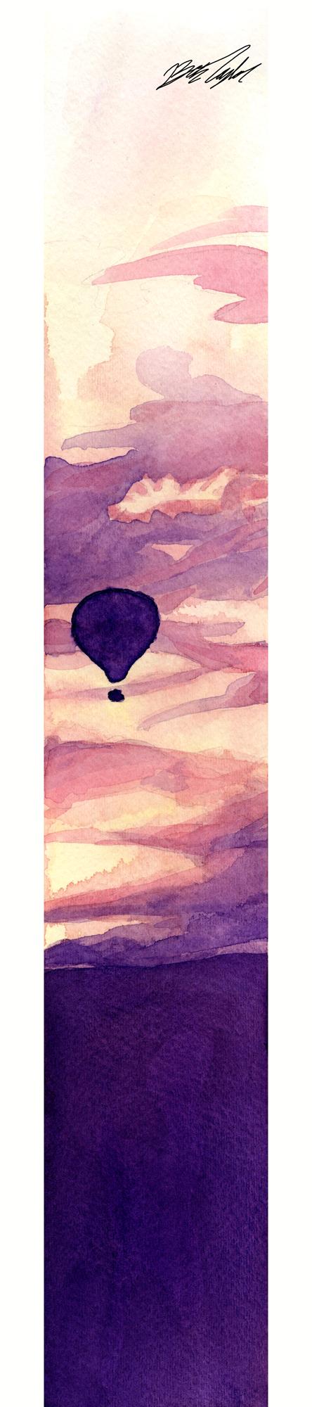 Air Balloon 5- Evening by rontufox