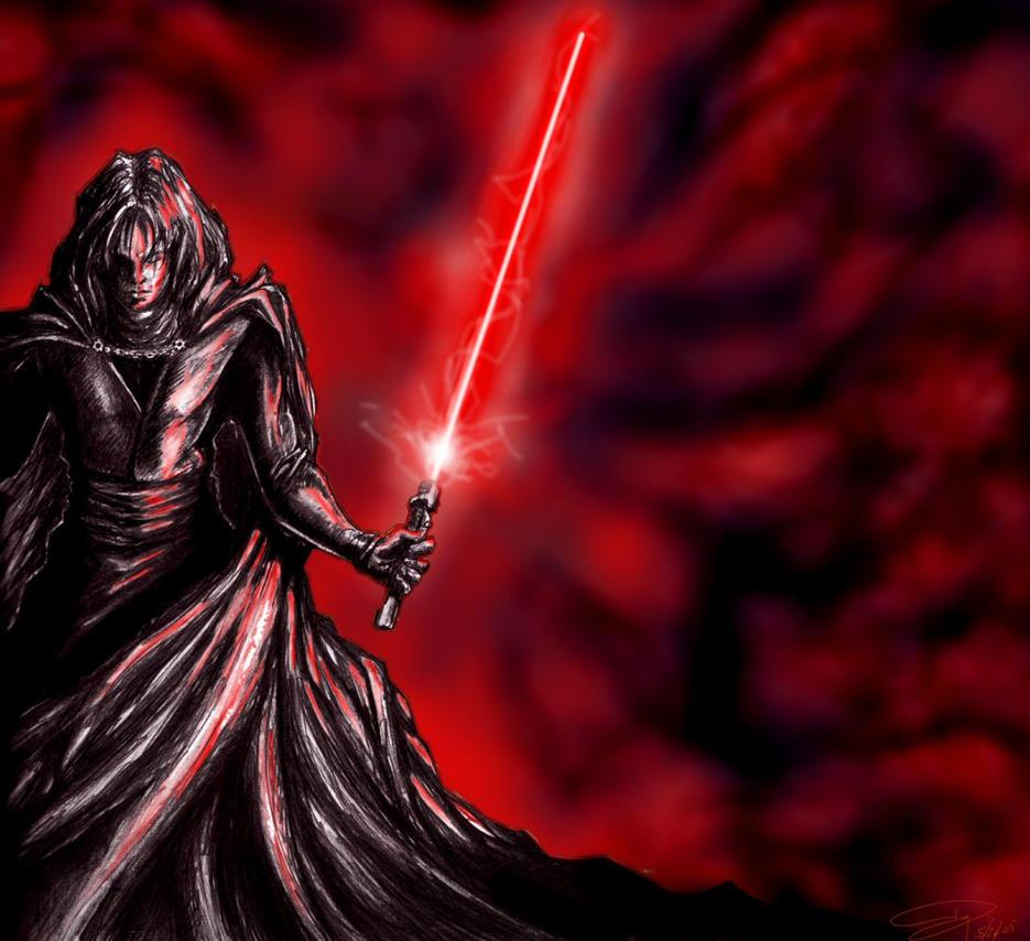 Skywalker by navillus
