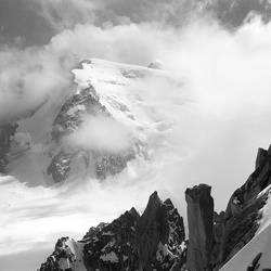 Mont Blanc II by sloughmo