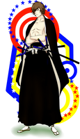 masamune sama bleach style