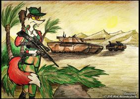 Commander by FreyFox