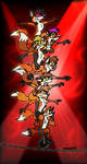 Leaning Tower Of Vixens