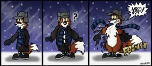Winter Fluff Fail