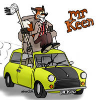 Mr Keen by FreyFox