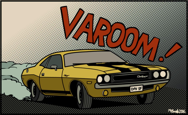 VAROOM! by FreyFox